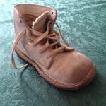 Danny's baby shoe